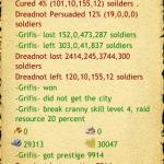 Grifis VS Dreadnot